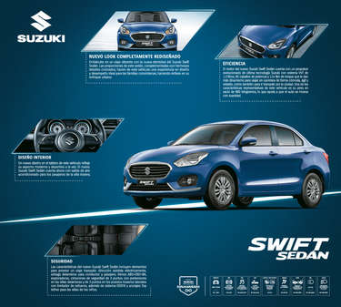 Suzuki Swift Sedan- Page 1