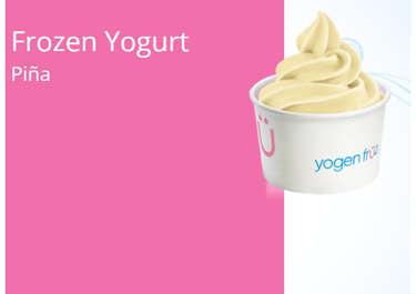 Frozen Yogurt- Page 1