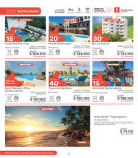 Planea tus vacaciones