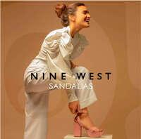 Sandalias Nine West