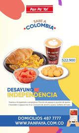 Desayuno independencia