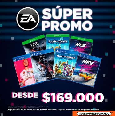 Super Promo Panamericana- Page 1