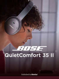 Bose quitet comfort