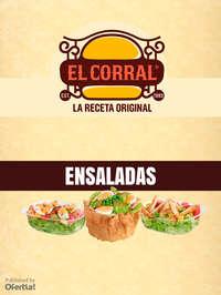 Menú Ensaladas