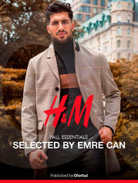 H&M emre can