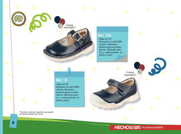 Kinder Garden shoes- Page 1