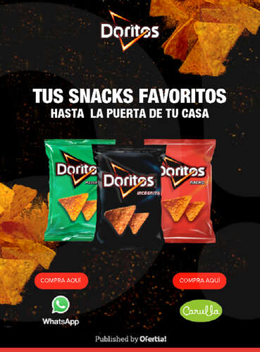 Doritos- Page 1