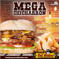 Mega Chicharron