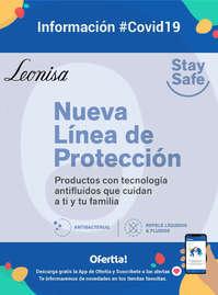 Leonisa covid