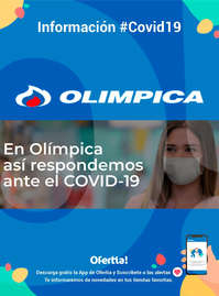 COVID Olímpica