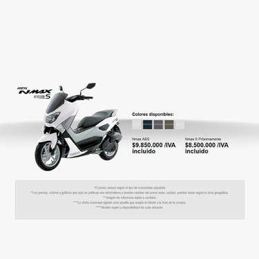 Yamaha Motors_NMAX- Page 1