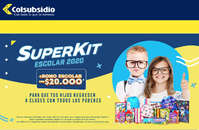 Super kit escolar