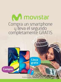 Movistar el segundo smartphone gratis