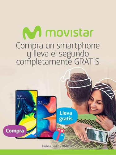 Movistar el segundo smartphone gratis- Page 1