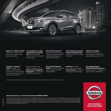 Nissan Kicks- Page 1