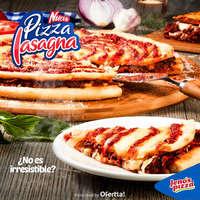 Pizza de Lasagna