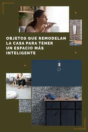 Tu hogar, un espacio inteligente