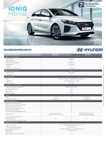 Hyundai Ioniq- Page 1