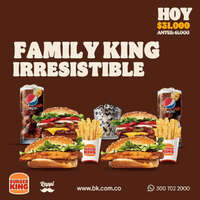 Family King Irresistible