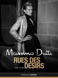 Massimo Dutti rues des desires