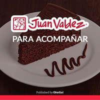 Juan Valdez para acompañar