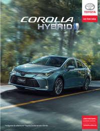 Corolla Hybrido