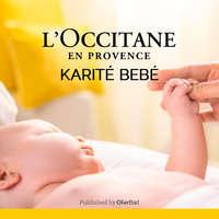 Loccitane karité bebé