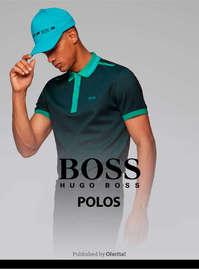 Hugo Boss polos