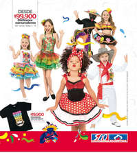 Catálogo Ofertas Carnaval Olímpica 2020