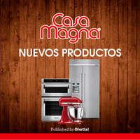 Casa Magna nuevos productos