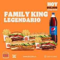 Family King Legendario