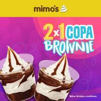 Copa Brownie