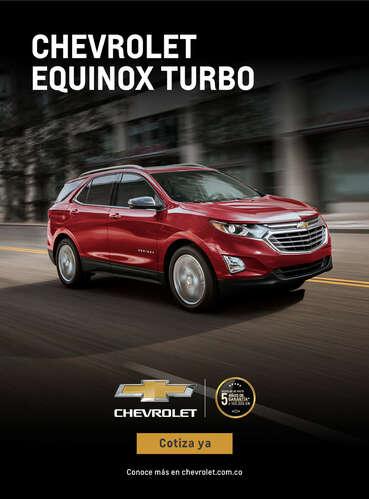 Chevrolet Equinox- Page 1