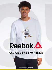 Reebok kung fu Panda