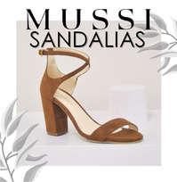 Sandalias Mussi