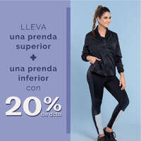20% de descuento