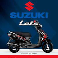 Suzuki Let´s