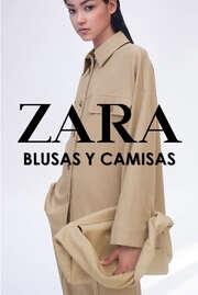 Blusas y Camisas Zara