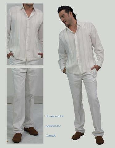 Ofertas Pantalones De Lino Hombre Luber Grandes Descuentos Ofertia