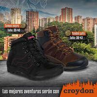 Mejores aventuras con Croydon