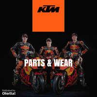 KTM parts&wear