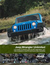 Wrangler Unlimited
