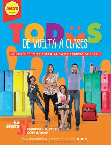 Todos De Vuelta A Clases- Page 1