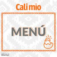 Calimio menu