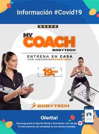 Bodytech #COVID 19