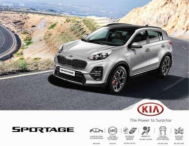 Kia Sportage- Page 1