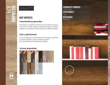 Catalogo Maderas- Page 1