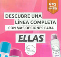 Be beauty care Desodorante Ellas y Ellos