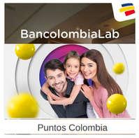 Bancolombia Puntos Colombia