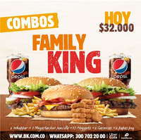 Cupon Burguer King